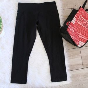 Wunder Under Crop - Black